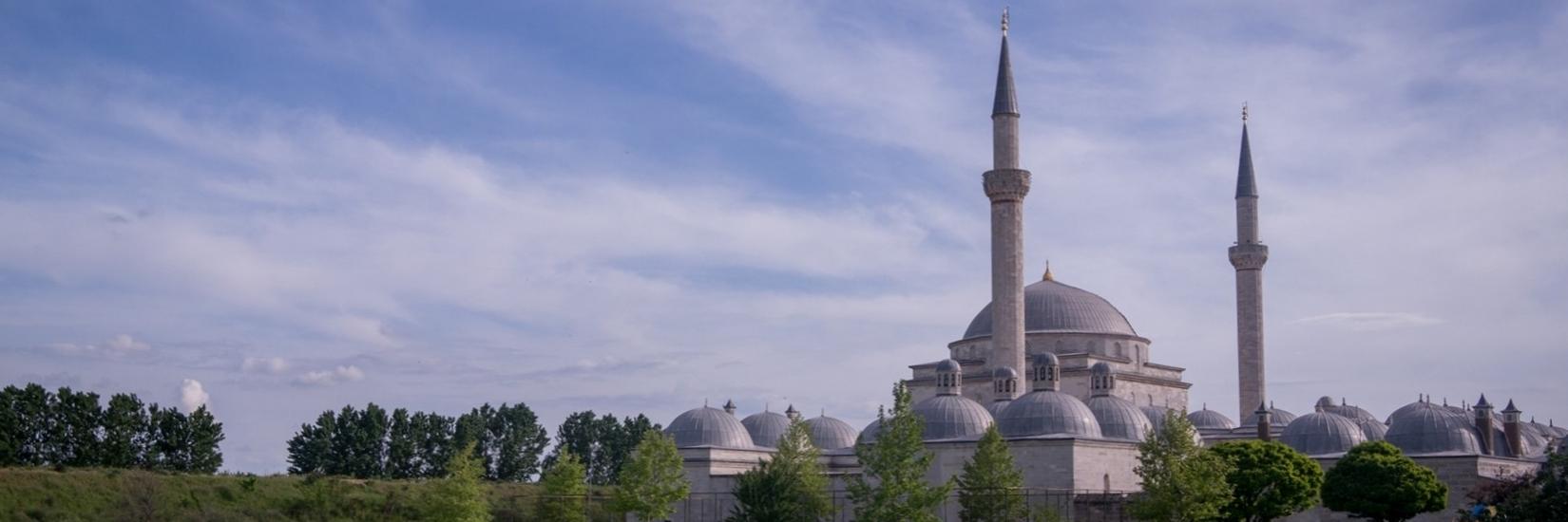 터키 에데르네 성당전경